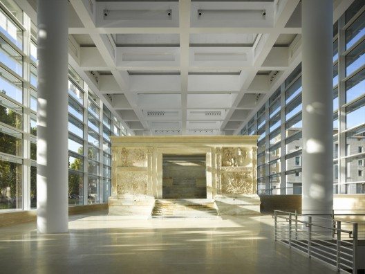 Ara Pacis Museum / Richard Meier & Partners Architects ...