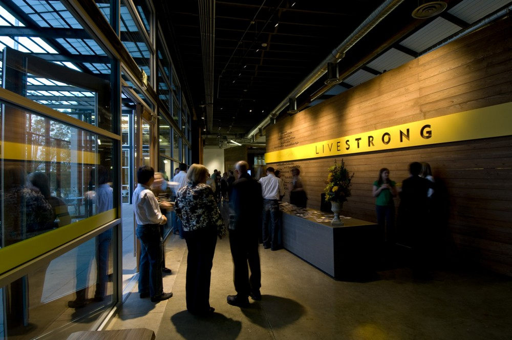 Lance Armstrong Foundation Headquarters / Lake|Flato Architects and The Bommarito Group
