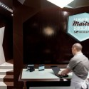 Maison des Matres Chocolatiers Belges / Gwenal Hanquet  Courtesy of Gwenal Hanquet