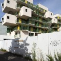 28 Social Housing In Paris / KOZ Architectes  Guillaume Grasseet