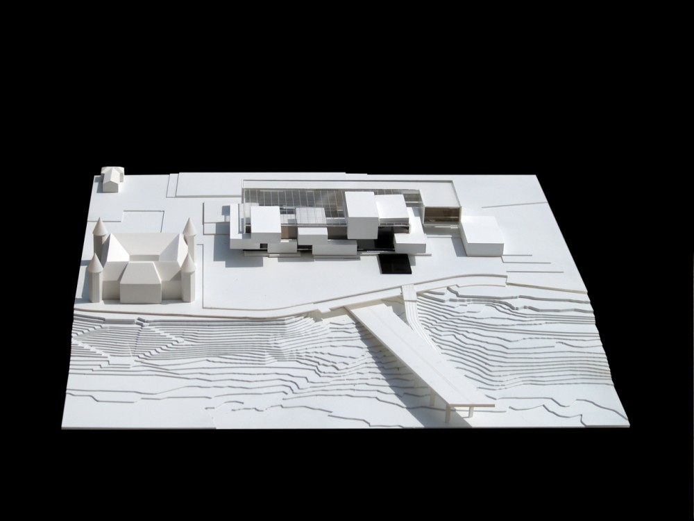 Museum of Polish History proposal / ZERAFA ARCHITECTURE STUDIO