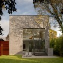 Hampden Lane House / Robert Gurney Architect  Maxwell MacKenzie Architectural Photographer