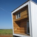 Sustainable Cabin / Texas Tech University © Urs Peter Flueckiger