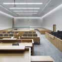 Durham Consolidated Courthouse / WZMH Architects  Shai Gil
