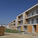 Housing L'Embellie / Barré Lambot Architectes © Philippe Ruault