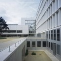 National Business School / Barré Lambot Architectes © Philippe Ruault