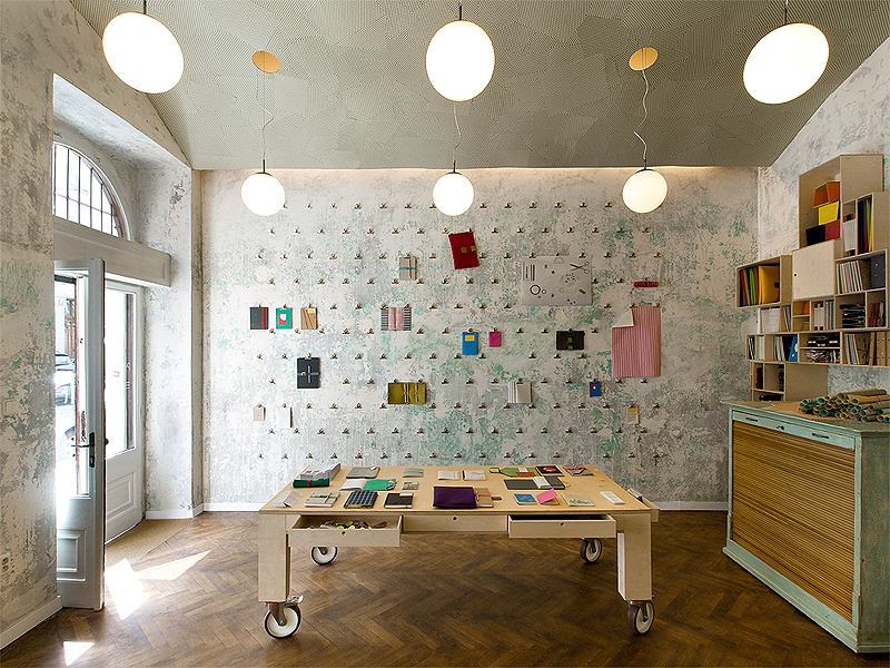 Papelote Stationery Shop / A1Architects