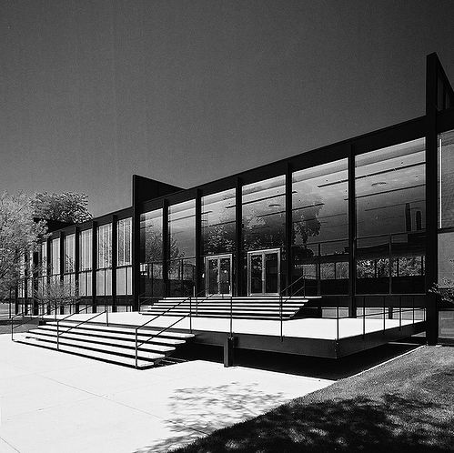 architecture photography iit master plan and buildings mies van der rohe mtcc oma state. Black Bedroom Furniture Sets. Home Design Ideas