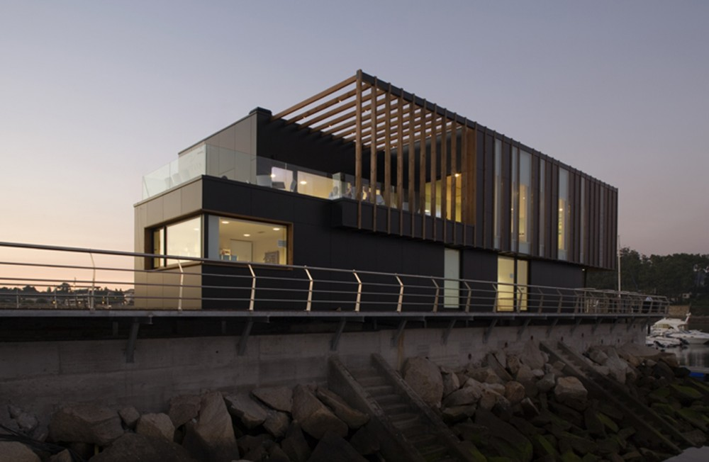 Nautical Portonovo / Daz y Daz Arquitectos