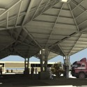 Nassiriyah Truck Stop / New World Design LLC Courtesy of New World Design LLC
