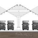 Nassiriyah Truck Stop / New World Design LLC Canopy Section