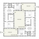 T-Wall Housing / New World Design LLC Plan
