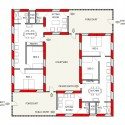 T-Wall Housing / New World Design LLC Wall Plan