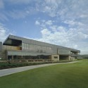 Blessings Golf Clubhouse and Guardhouse /  Marlon Blackwell Architect © Tim Hursley