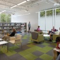 Ramsey County Roseville Library / Meyer, Scherer &amp; Rockcastle  Lara Swimmer Photography