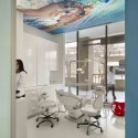 Smile Designer Dental Office Interiors / Antonio Sofan Architect LEED AP © Todd Mason/Halkin Photography