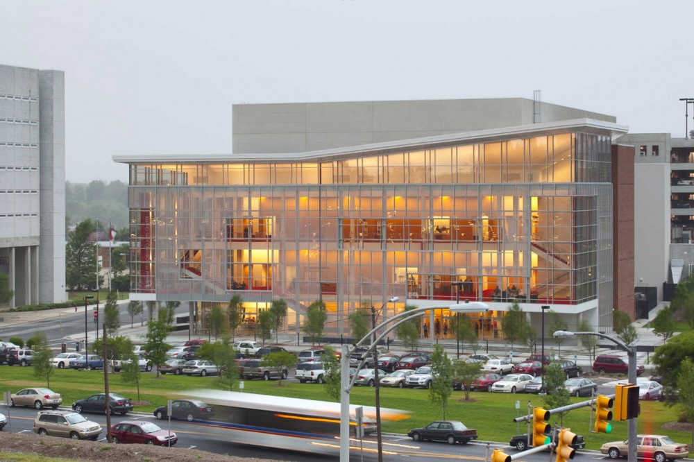 The Durham Performing Arts Center / Szostak Design