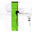 UNO Master Plan overall site plan-avenue diagram