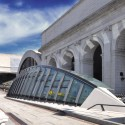 Union Station Bicycle Transit Center / KGP design © Courtesy of KGP design
