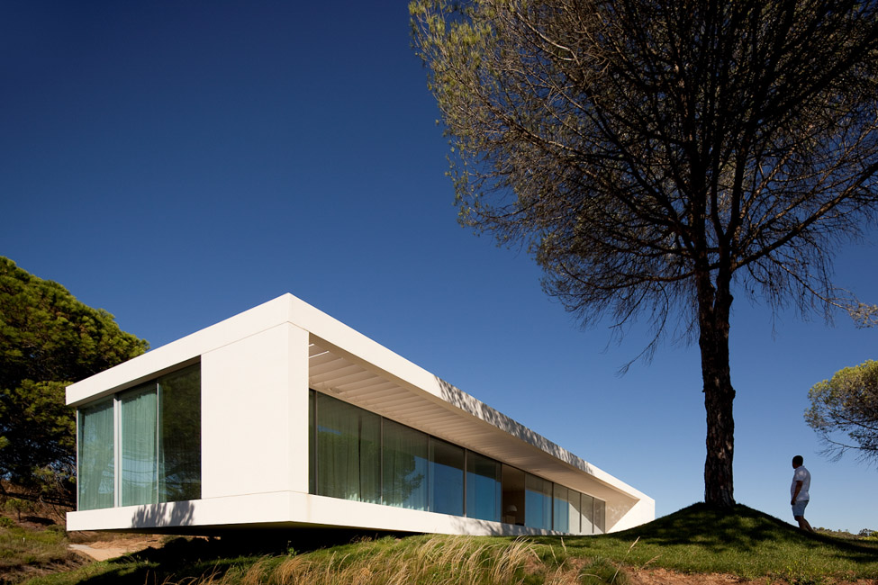 House in Melides / Pedro Reis
