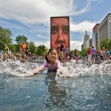 The Crown Fountain / Krueck + Sexton Architects  Cesar Russ