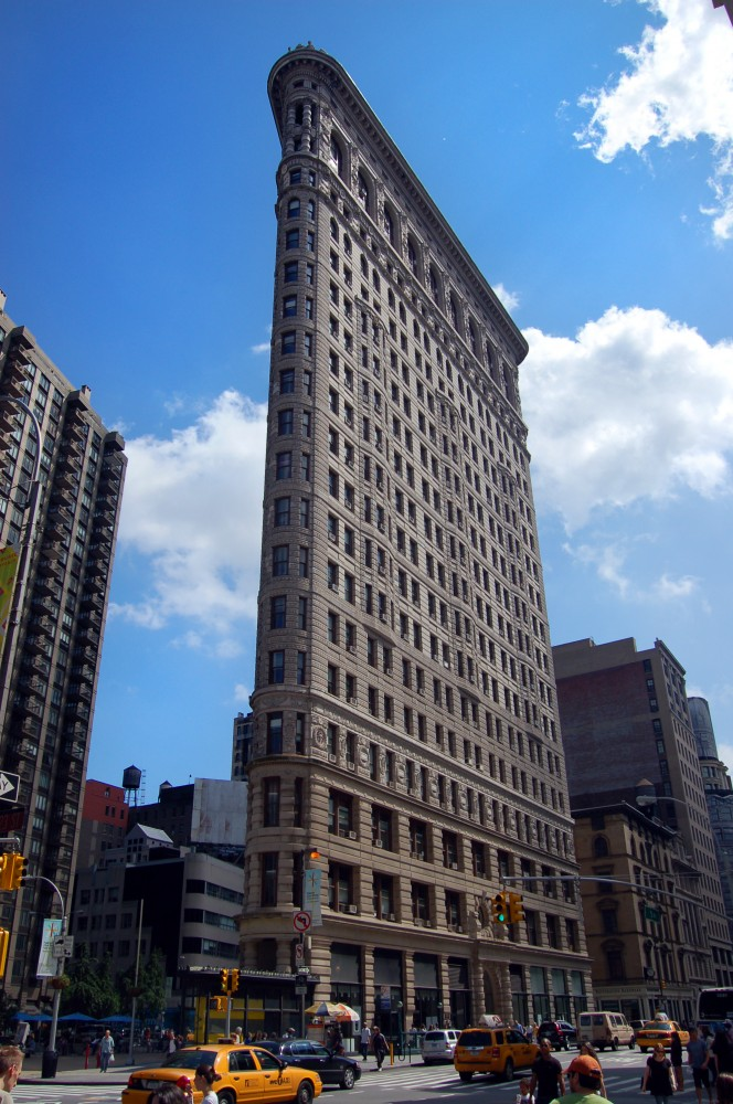 AD Classics: Flatiron Building / Daniel Burnham