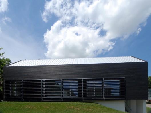 Prescott Passivhaus Studio 804 Archdaily