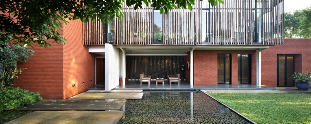 House In Nursery / Wahana Cipta Selaras