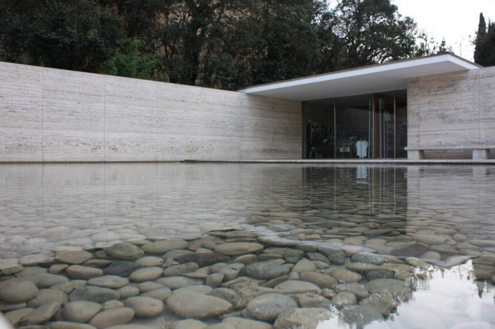 AD Classics: Barcelona Pavilion / Mies van der Rohe