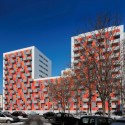 High Density Residential Building / Solano &amp; Catalan, Elena Saricu  Andrei Mrgulescu