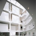 6UU.033 Courtesy of Richard Meier & Partners Architects
