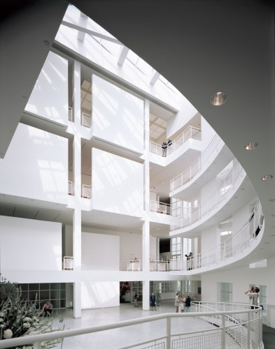 Courtesy of Richard Meier & Partners Architects