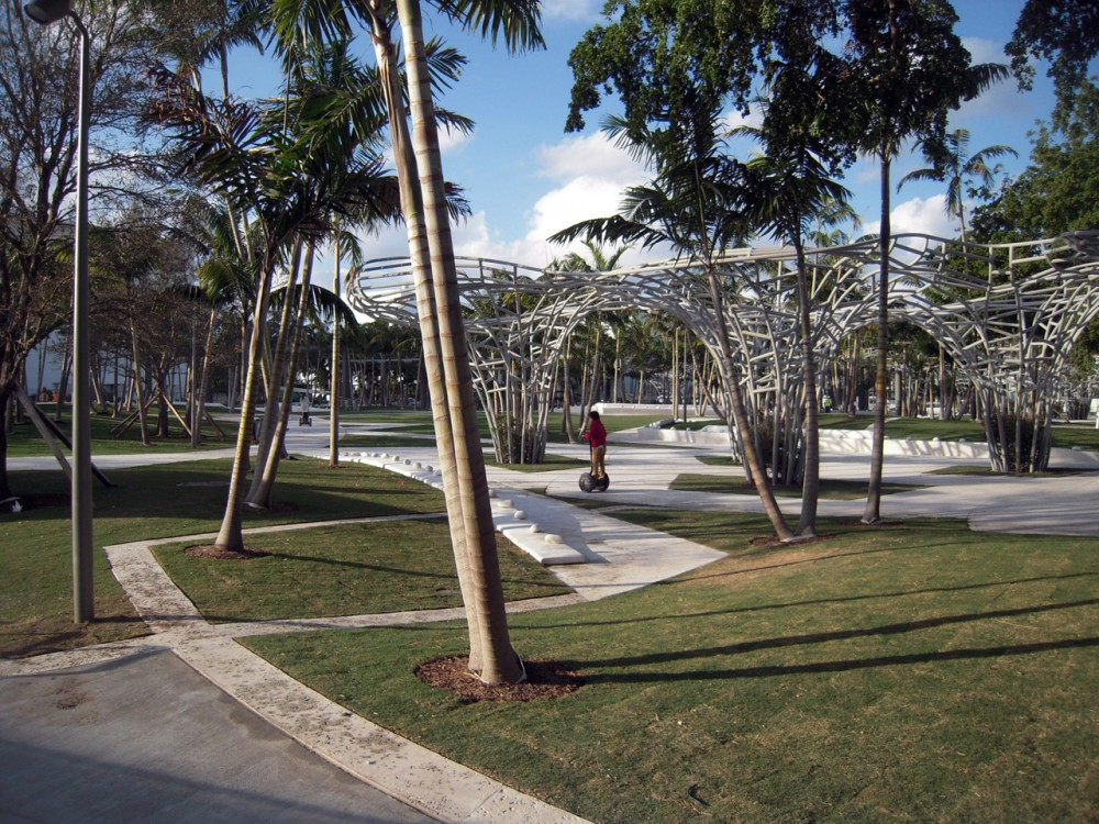 Miami Beach Soundscape / West 8