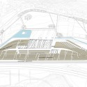 Train Depot of the Future  /  YAJ Architects plan 01