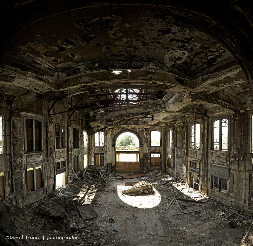 Architecture Photography Forgotten Cities