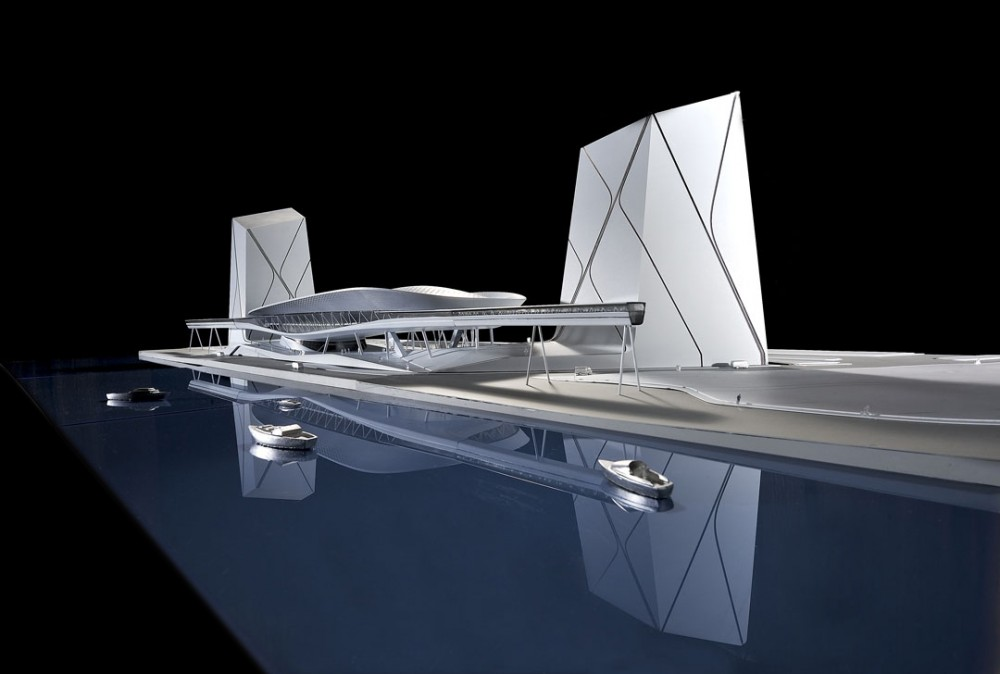 Update: Kaohsiung Port Terminal Competition Proposal / Asymptote Architecture