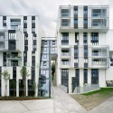 Wohngarten Sensengasse / Josef Weichenberger Architects © Courtesy of Josef Weichenberger Architects