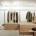 New Store Of 'Won Hundred' / MAPT © MAPT