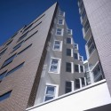 New Student Quarters For Boston University / Tony Owen Partners, Silvester Fuller Architects  Tony Owen Partners, Silvester Fuller Architects