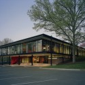 Fulbright Building Addition / Marlon Blackwell Architect  Timothy Hursley