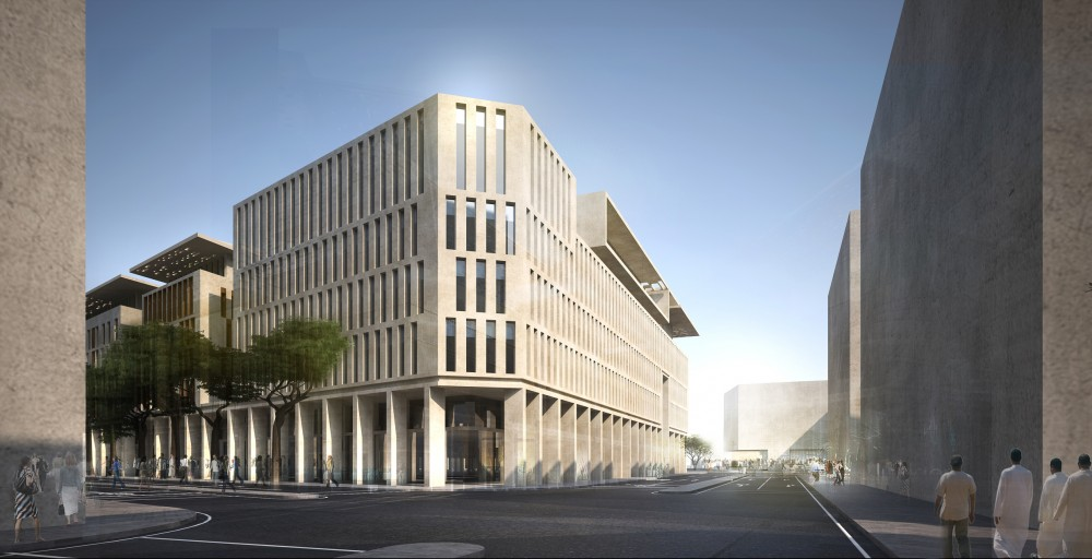 Al Barahat Square / mossessian &amp; partners
