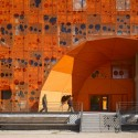 The Orange Cube / Jakob + Macfarlane Architects  Roland Halbe
