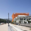 The Orange Cube / Jakob + Macfarlane Architects  Nicolas Borel