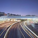 Newport Station / Grimshaw © Courtesy of Grimshaw