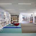 New City Library / BOLLES+WILSON © Christian Richters