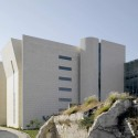 Haifa Court House / Chyutin Architects © Chyutin Architects