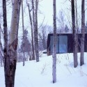 Weekend House on Lake Superior / Julie Snow Architects  Peter Kerze