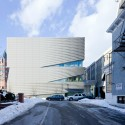 Perry and Marty Granoff Center for the Creative Arts, Brown University / Diller Scofidio + Renfro © Iwan Baan