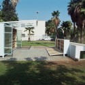 The Garden Library for Refugees and Migrant Workers / Yoav Meiri Architects  Y.Meiri