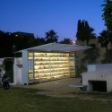 The Garden Library for Refugees and Migrant Workers / Yoav Meiri Architects  R.Kuper